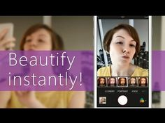 YouCam Perfect - Selfie Camera & Picture Editor with Collages, Frames & Effects - YouTube