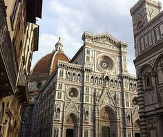 Florence, Italy - Exquisite architecture!