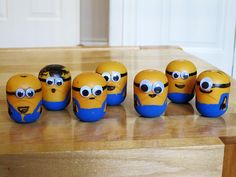 Have you guys seen Despicable Me 2 yet? Little One and I have yet to watch it. We've been doing some crafts lately and decided to make littl...