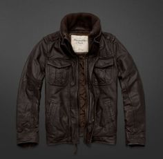 Abercrombie Mens Outerwear