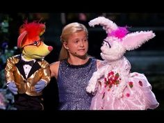 Darci Lynne shocked judges by her talent America's Got Talent, Friends Youtube, Beatles Songs, Season 12, 13 Year Olds, Lady And Gentlemen, Comic Artist, Comedians, Things To Think About
