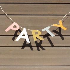 ~PARTY~  Handmade party decorations by Paper Street Dolls  Check out our store - paperstreetdolls.etsy.com