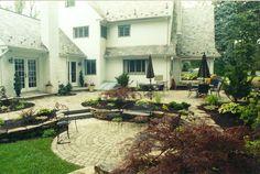Antine Lanscape_Ridgewood, NJ. backyard patio
