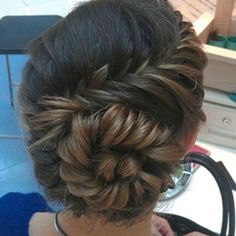 40 Updo Hairstyles for This Prom Season | Divine Caroline