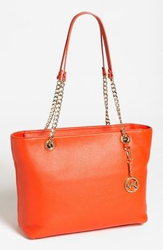 MICHAEL Michael Kors 'Jet Set - Large' Tote available at #Nordstrom