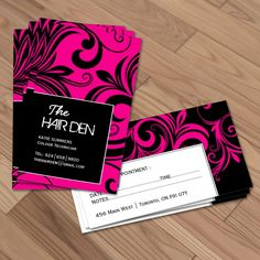 37 Best Hair Salon Business Card Templates Images Hairstylist