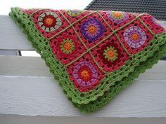 Crochet Blanket for Sophia