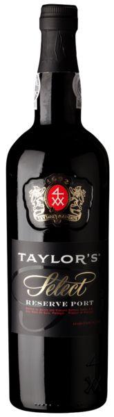 Taylor´s Select Reserve Port 20cl O Select Reserva da Taylor's é elaborado a partir de um lote de jovens vinhos do Porto cuidadosamente selecionados e produzidos nas áreas do Baixo Corgo e do Cima Corgo, na região do Douro...