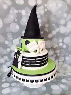Wicked Cake, by Amy Hart