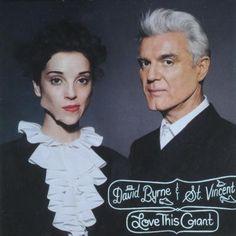 Love this giant - David Byrne & St. Vincent (Pukkelpop)