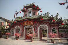 HoiAn - Pagoda -Phuc Kien pagoda Cerca con Google
