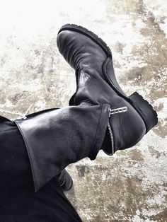 OBSCUR #boots #OBSCUR