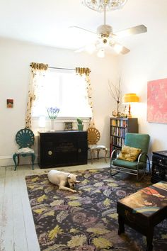 Kirsten's Bluebird of Happiness House House Tour