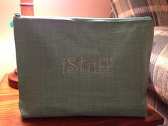 Home for chargers and accessories - zipper pouch from Thirty-One www.mythirtyone.com/kstricklin