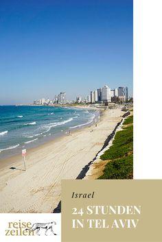 Bummeln, Essen, Nightlife - Meine Tipps für Tel Aviv
