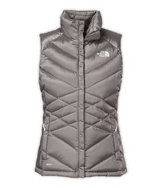 The North Face Women's Jackets & Vests INSULATED GOOSE DOWN WOMEN'S ACONCAGUA VEST