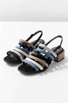 Camper Strappy Sandal | Urban Outfitters