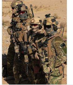 Australian SASR. Military hobby blog: http://zimhangmen.tumblr.com/