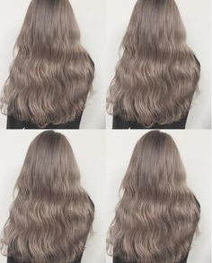 Màu tóc bà ngoại xám bạc xưa rồi, 2017 là phải nhuộm tóc màu nâu sương mù kia! - Ảnh 3.