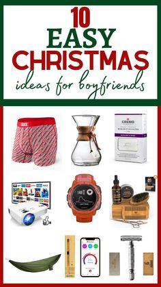 The best christmas gift ideas for boyfriends / christmas time / christmas gifts for men Christmas Ideas For Boyfriend, Christmas Gifts For Men, Simple Christmas, Christmas Time, Travel Advice, Boyfriend Gifts, Boyfriends, Best Gifts, Gift Ideas