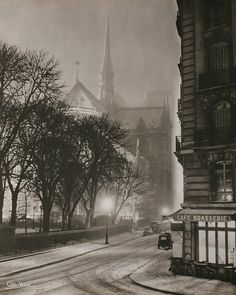 Paris 1930's (Albert Monier)