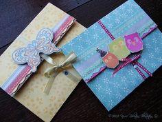 Kerrie Robertson Illustration: Handmade Scrapbook Cards…