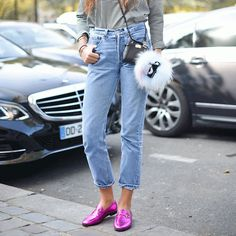 Having a Moment: everyone's wearing Gucci snaffle loafers
