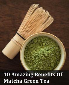 10 Health Benefits Of Matcha Green Tea...http://homestead-and-survival.com/10-health-benefits-of-matcha-green-tea/