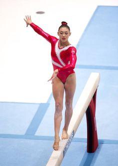 Kyla Ross 2013 World Championship la beam final