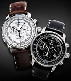 graf zeppelin watches... Visit my website for #customjewelery designs. Murphy #McMahonJewelers http://murphymcmahonjewelers.com/ 406-755-4220