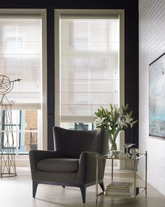 A roundup of gorgeous window treatments from furniturefashion.com, a daily digital magazine focusing on modern home design and decor.