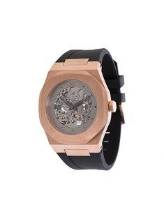 D1 Milano Skeleton watch