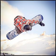 19 Amazing Pictures of Snowboarding