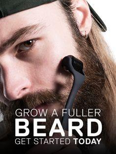 The Beard Growth Kit - Copenhagen Grooming - Beard Tips Beard Growing Tips, Growing A Full Beard, Best Beard Growth, Beard Growth Kit, Beard Growth Products, Beard Accessories, Patchy Beard, Beard Tips, Beard Model