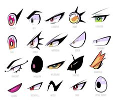 Super Ideas For Design Character Manga Anime Eyes Drawing Techniques, Drawing Tips, Eye Drawing Tutorials, Wie Zeichnet Man Manga, Drawing Reference Poses, Hand Reference, Anatomy Reference, Drawing Expressions, Art Drawings Sketches