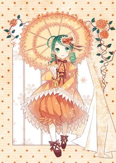 rozen maiden, kanaria  She would make a great doll, but even her dress is gorgeous