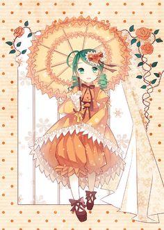 rozen maiden, kanaria