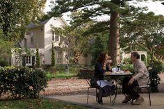 Breakfast on the Terrace at Glen Isla House