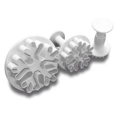 3 piece set of Snowflake Cookie Cutters $5.99