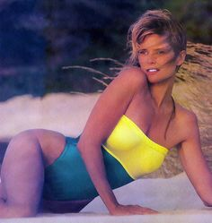 1989 Sports Illustrated Christie Brinkley