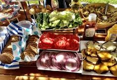 Image result for bbq baby shower ideas