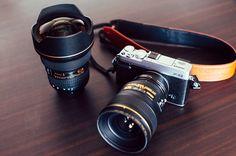 Fujifilm X mount adapter for Nikon lenses | Kent Yu Photography Blog