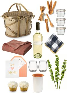 Chic Mother's Day Picnic