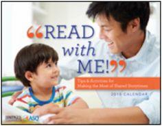 FREE 2015 Read With Me! Calendar on http://hunt4freebies.com