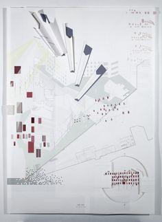 Eleanor Hedley The Theatrical Landscape (2012)  Unit 21 Ashton Porter