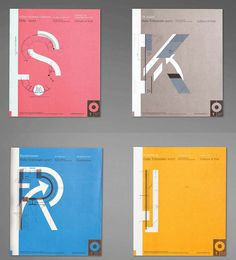 European Design - Oslo Triennale 07 – visual identity / Scandinavian Design Group