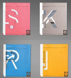 European Design - Oslo Triennale 07 – visual identity / Scandinavian Design Group