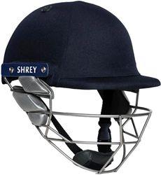 Shrey Pro Guard WK Helmet STEEL Grille