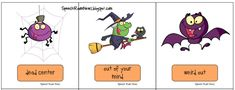 Halloween Sequencing, Cause/Effect, & Idioms {FREEBIE}