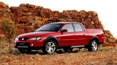 2003 Commodore Crewman Cross 8 ute Australian Cars, Colour Images, Ute, Tractors, Period, Tractor, Repeating Decimal, Tractor Pulling